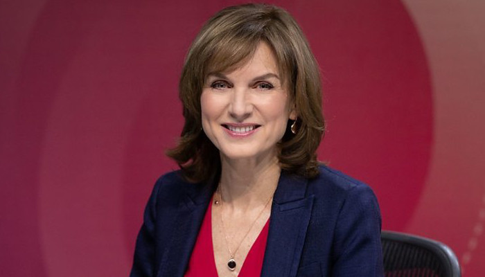 Fiona Bruce - BBC Question Time