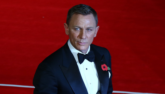Daniel Craig James Bond 007