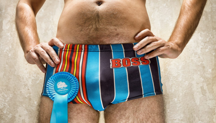 Conservative Party Swimsuit Contest