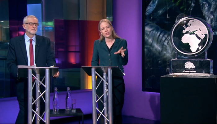 Channel 4 Leaders Debate on Climate Change
