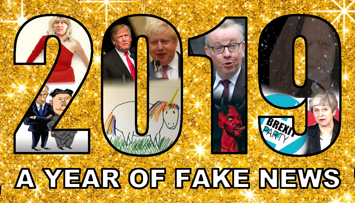 2019 a year of fake news