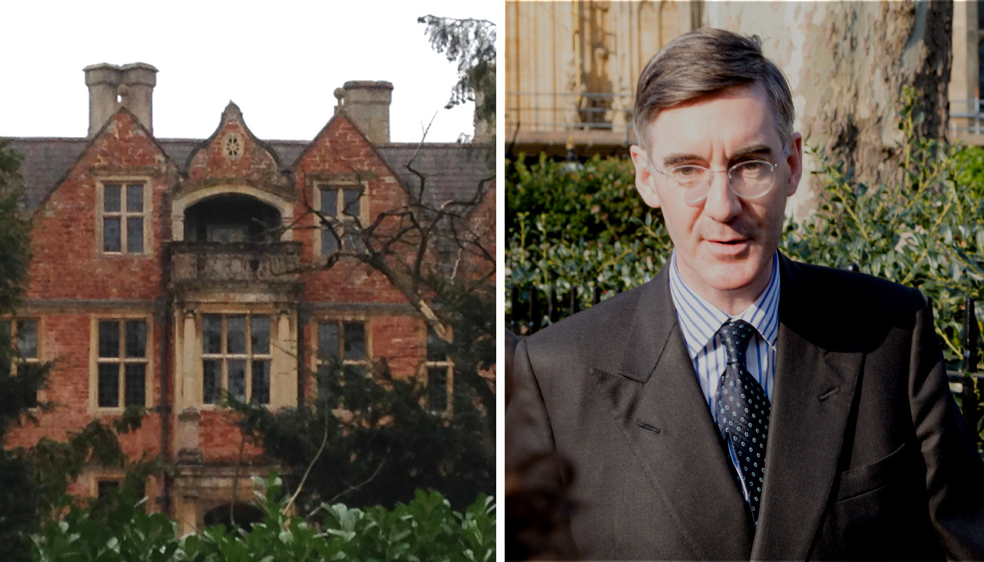 acob Rees-Mogg Gournay Court