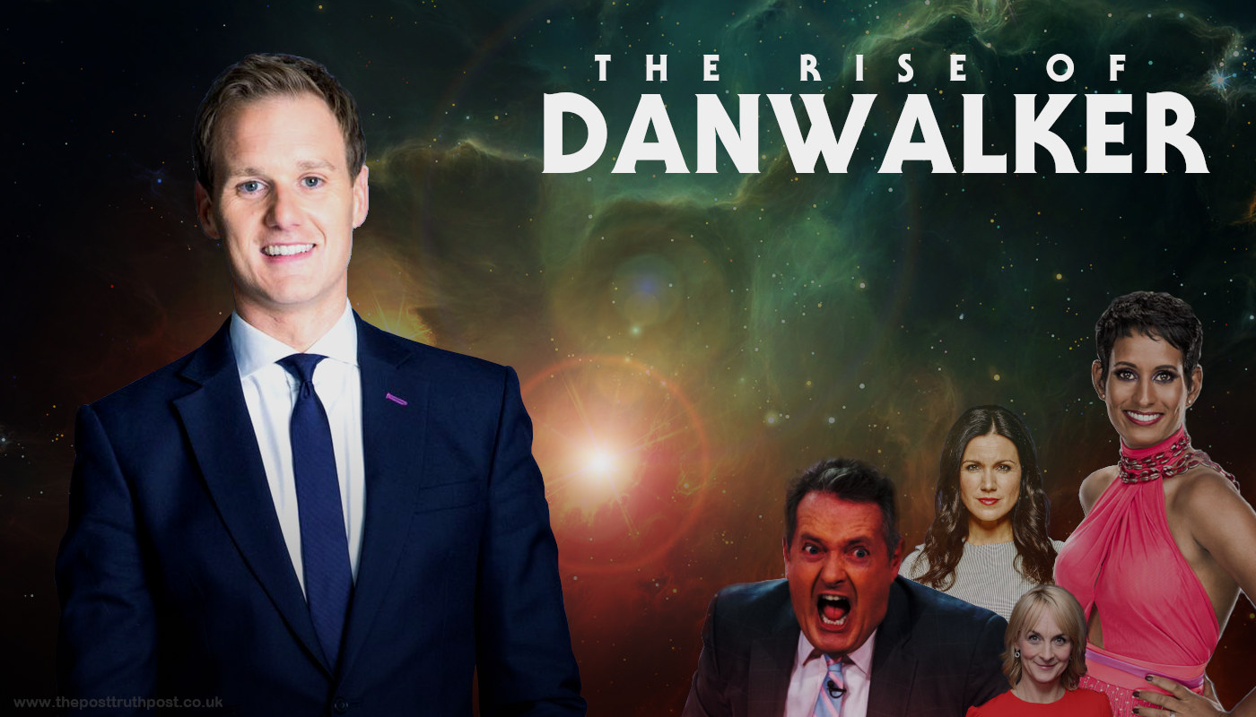 The Rise of Dan Walker movie poster
